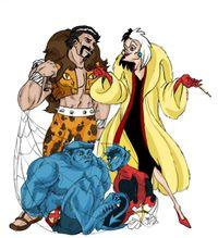 Fur-tastic villains!
