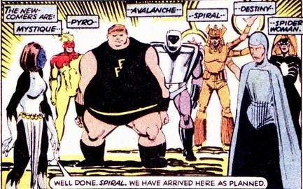 """That's FF as in """"Freedom Force,"""" not """"French Fries"""""""