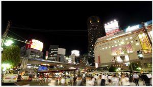 Shibuya sta now