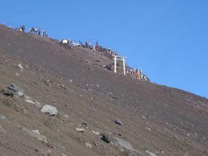 Fuji tori gate