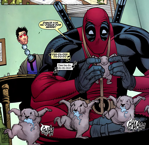Deadpool or The Punisher - Page 1 - AR15 COM