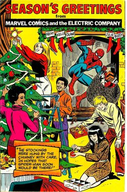 Spider-Man is Comin' to Town!
